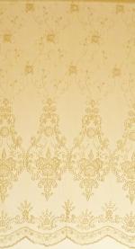 robe tissu polyamide brodé lurex noir HAB2259757 coloris 61