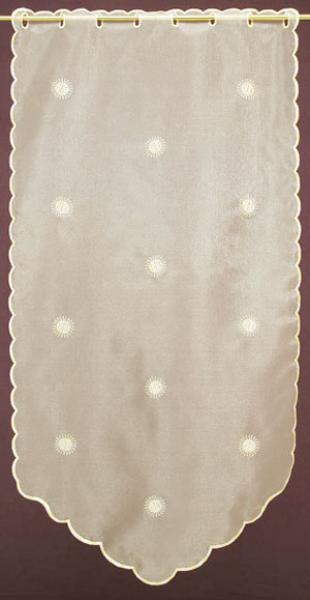 Rideaux Stores L153 635, rideau voilage voildieu